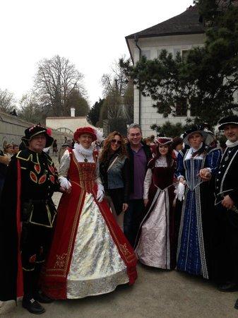 Private Prague Guide Day Tours: Eggenberg castle in Cesky Kromlov, Spring opening ceremony