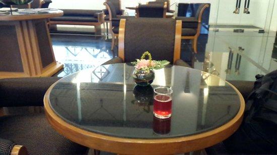 Grande Centre Point Hotel Ploenchit: ロビー