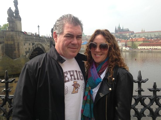 Eva Trkalova Prague Private Tours: Charles Bridge Prague