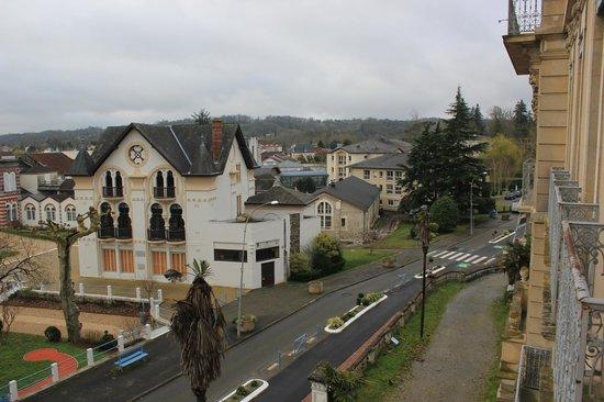 Hôtel du Parc : La vista desde la habitación
