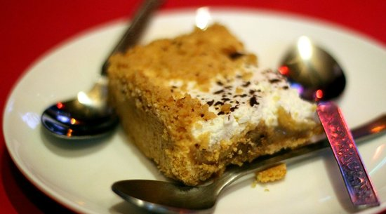 Full Moon Cafe : Banoffee pie