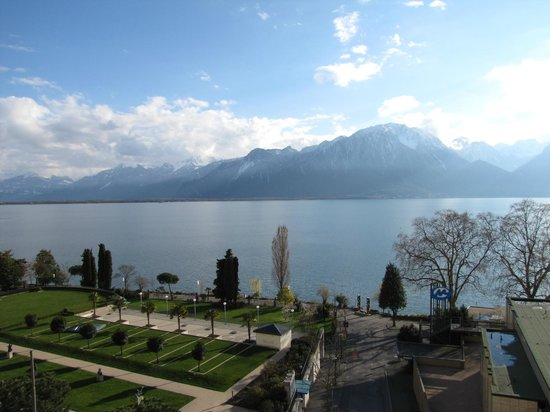 Fairmont Le Montreux Palace: our view