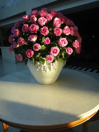 JW Marriott Hotel Quito: Blumen