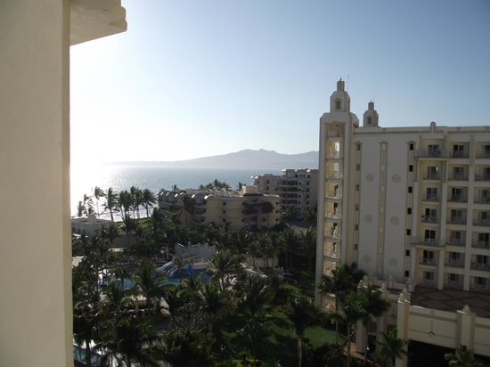 Hotel Riu Vallarta: From Our Room 7062