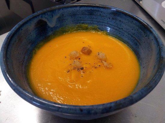 Monforte on Wellington : The soup