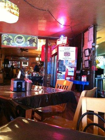 Buckhorn Tavern: Quaint old tavern.