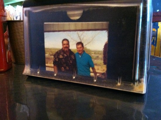 Buckhorn Tavern: Two Bobby's