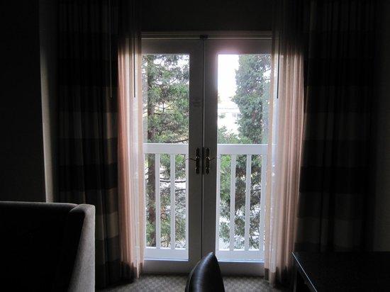 Silver Cloud Inn - Seattle Lake Union : Outdoor patio