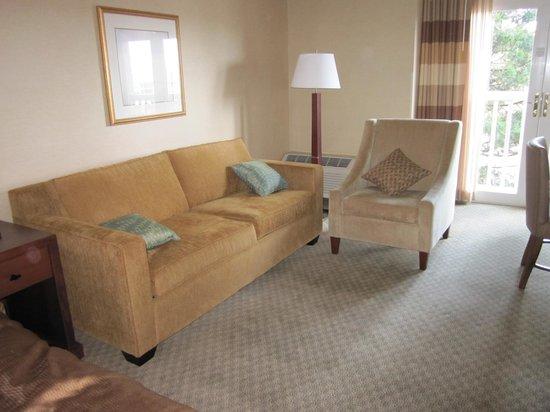Silver Cloud Inn Seattle - Lake Union: Sitting area
