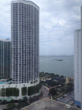 Hilton Miami Downtown: 1815 view