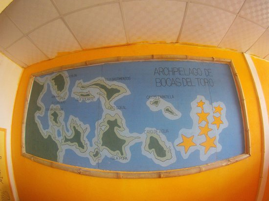 Hostal Caribbean Lodge : entrance