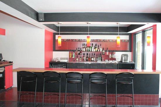 Cepal L'auberge Nature : Bar principal / Main bar