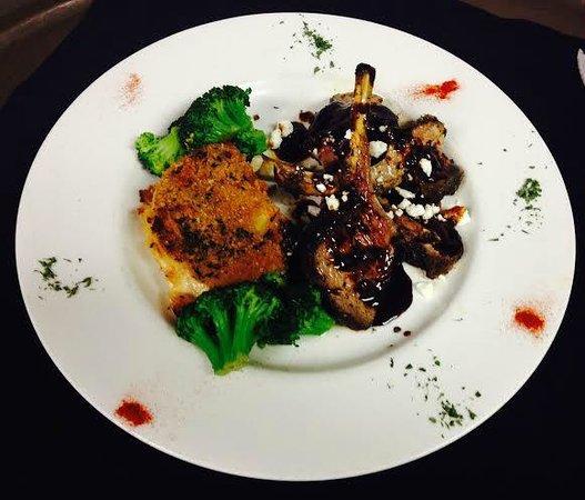 Emilio's Italian Restaurant: Beautiful Rack of Lamb