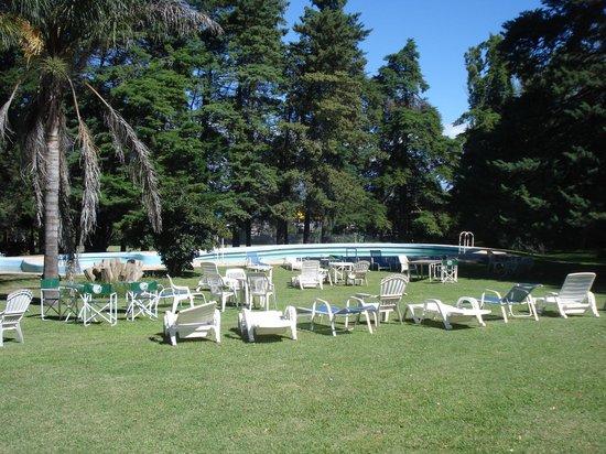 Hotel Ypora: Pileta