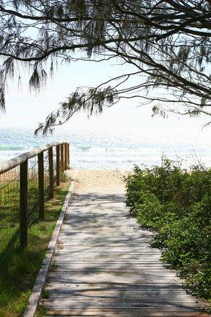 Neptune Resort: Famous Beach