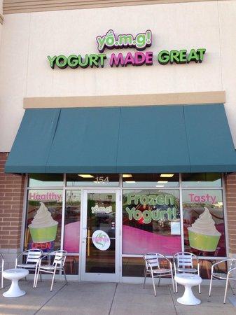 Yo. M. G! Circleville Ohio: Yo.m.g