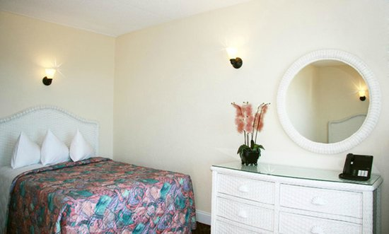 Crystal Beach Motor Inn: Motel Rooms