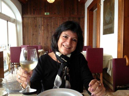 Ribamar : O vinho da região é ótimo!