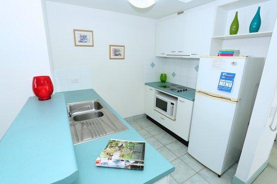 Neptune Resort: Kitchen