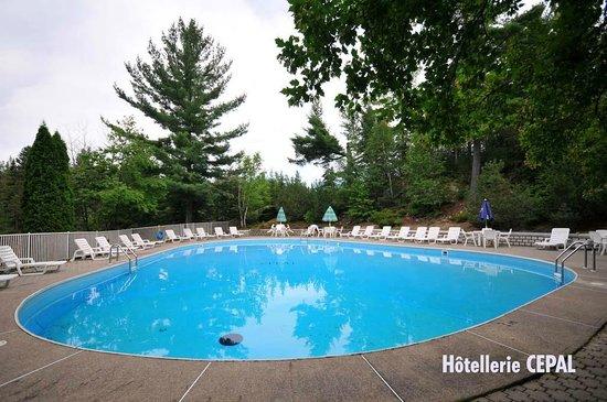 Cepal L'auberge Nature : Piscine extérieur / outdoor pool