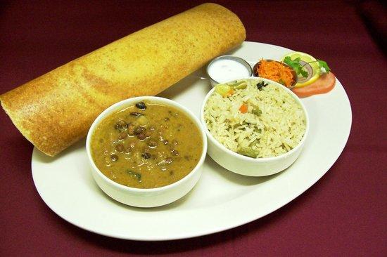 Photo of Indian Restaurant Hoysala at 2 Jfk Blvd., Somerset, NJ 08873, United States