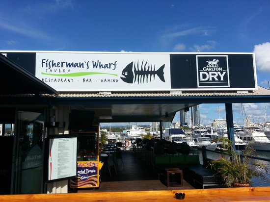 Fisherman's Wharf Tavern: Great food and service