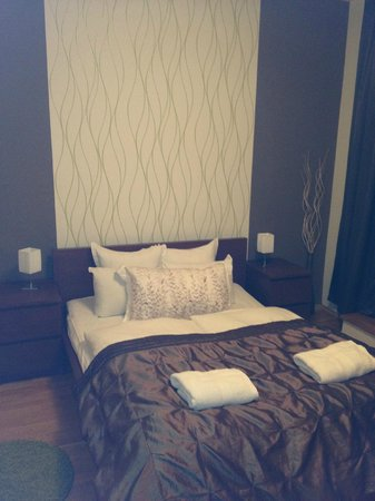 Senator Apartments Budapest: habitación
