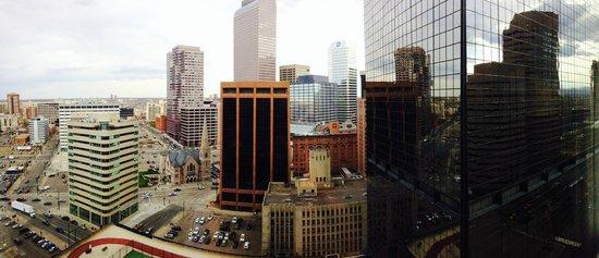 Grand Hyatt Denver Downtown: View from Room 2206