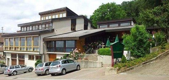 Hohenrestaurant Cafe Waldeck