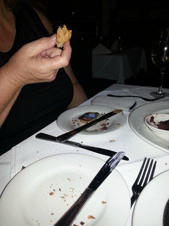 Omeros Bros Seafood Restaurant: Yep.... I'm fair dinkum