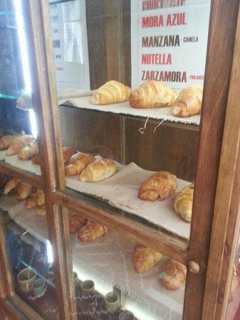 The Oaxacan Coffee Company: Mejores croissants del mundo!