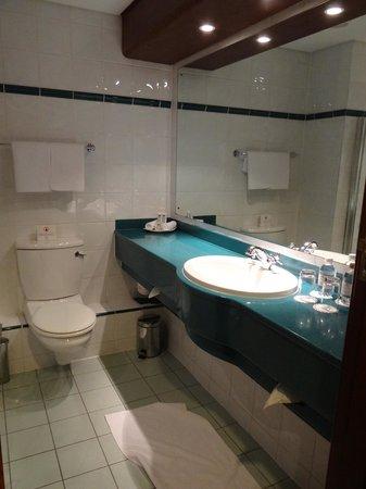 The Commodore: Banheiro