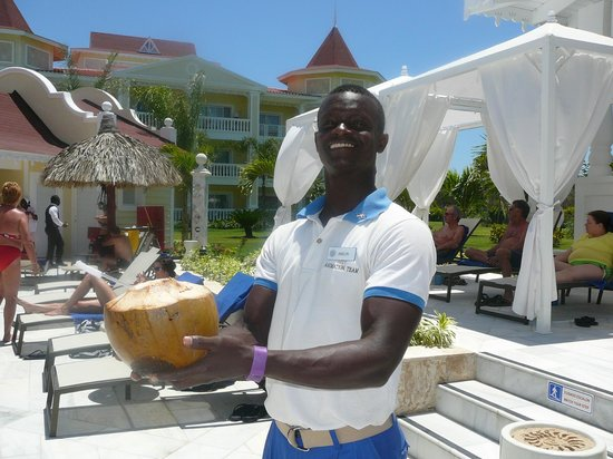 Luxury Bahia Principe Bouganville Don Pablo Collection: Joselito - Always with a smile