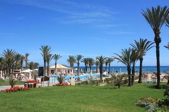 TUI SENSIMAR Scheherazade: gardens.pool and beach