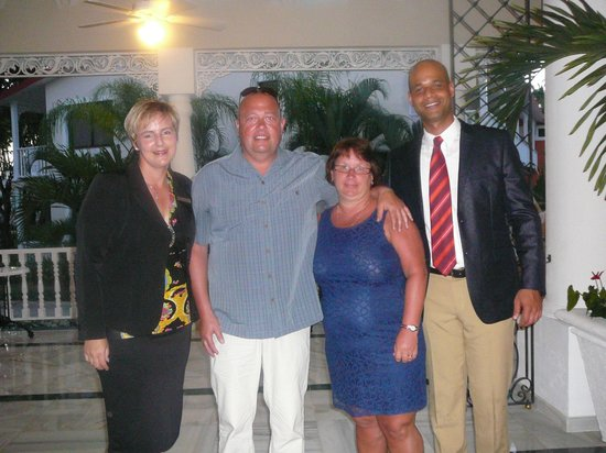 Luxury Bahia Principe Bouganville Don Pablo Collection: Manuela, Us and Mario - Wonderful Management
