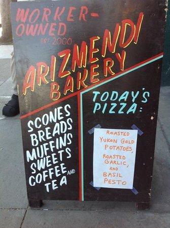Arizmendi Bakery: Ate my way thru sanfran