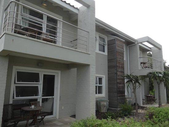 Abalone Guest Lodge : Casa linda