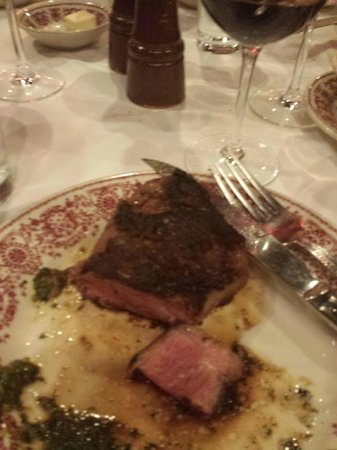 Sparks Steak House: Prime Rib