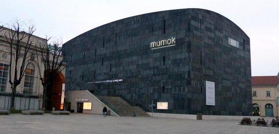 MuseumsQuartier Wien: Mumok at MuseumQuarter (2)