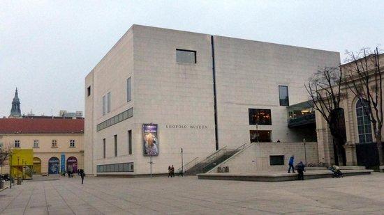 MuseumsQuartier Wien: Leopold Museum MuseumQuarter (2)