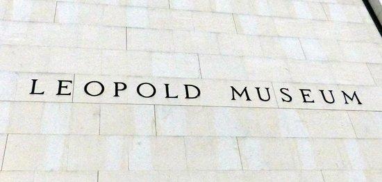 MuseumsQuartier Wien: Leopold Museum at MuseumQuarter