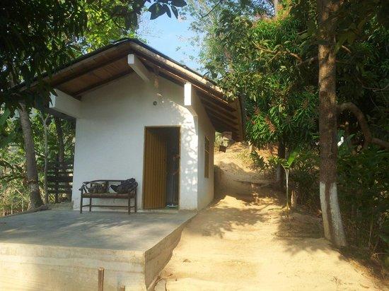 Oscar's Place: bungalow para parejas.. hermoso