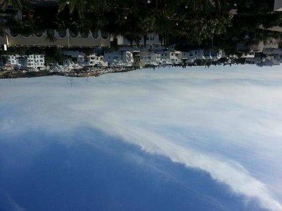 SENTIDO Aziza Beach Golf & Spa: la vue de notre chambre
