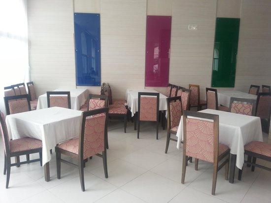 SENTIDO Aziza Beach Golf & Spa: Le restaurant 2