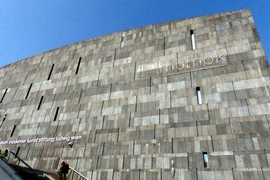 MuseumsQuartier Wien: Modern Art Museum of Vienna at MuseumQuartier