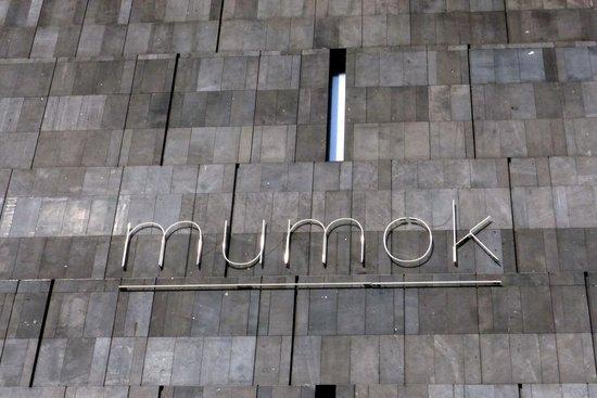 MuseumsQuartier Wien: Mumok at MuseumQuarter
