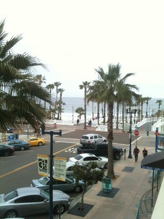 Wyndham Oceanside Pier Resort: View from the room