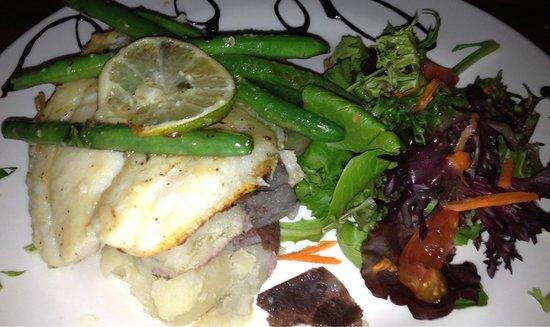 Cocina Creativa: Grouper