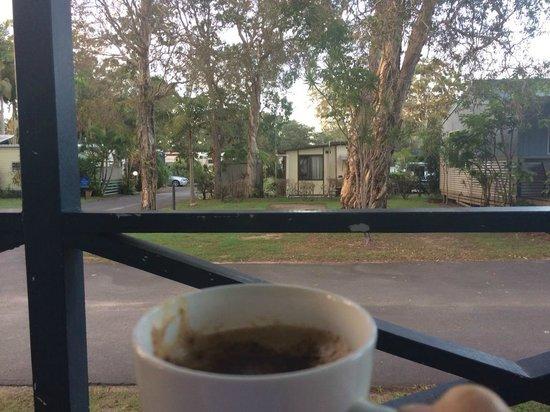BIG4 Tweed Billabong Holiday Park: How's the serenity?