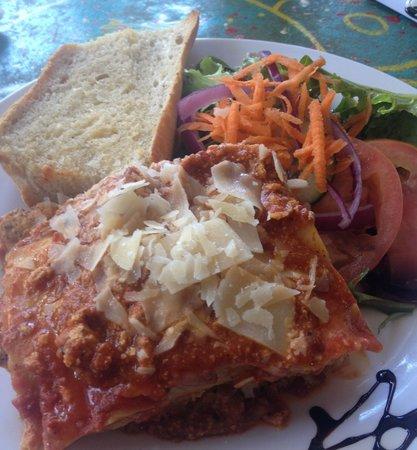 Cocina Creativa: Meat lasagna